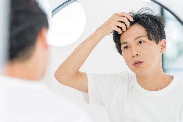 髪や頭皮の紫外線ダメージサムネイル